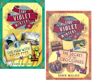 Books by Karen Wallace